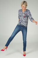 Broek in jeans, Denim