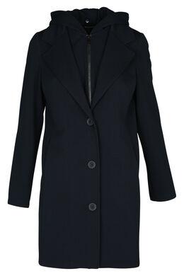 Manteau à capuche, Marine