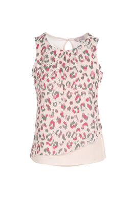 Wilde top, Blush