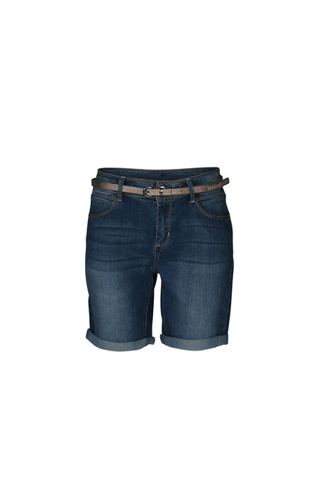Short en jeans 5 poches - Denim