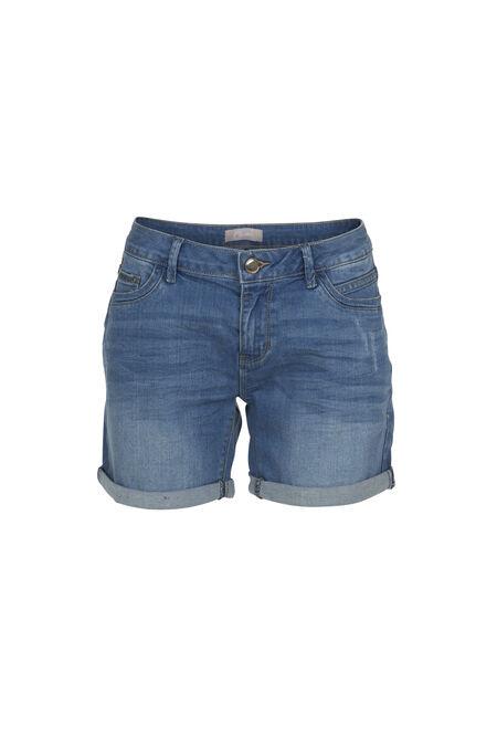 Short en jeans - Denim clair