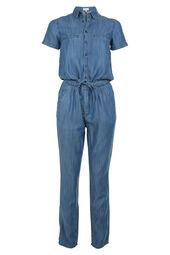 Combinaison pantalon en lyocell