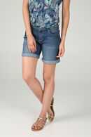 Short en jeans 5 poches, Denim