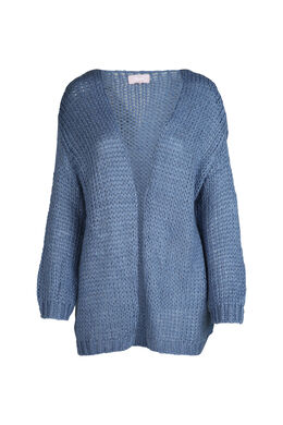 Losse cardigan, Leisteen