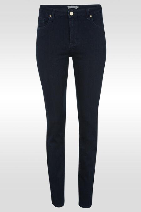 Jeans foncé slim - Dark denim