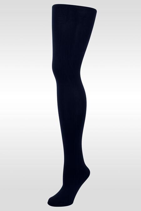 Ondoorschijnende panty, 70 DEN. - Marineblauw