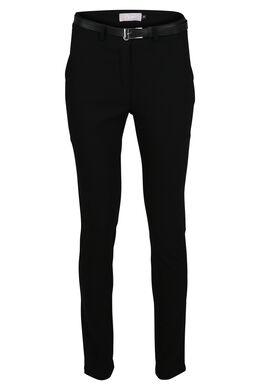 Pantalon en bengaline, Noir
