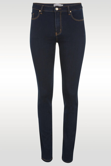 Jeans slim stretch - Dark denim