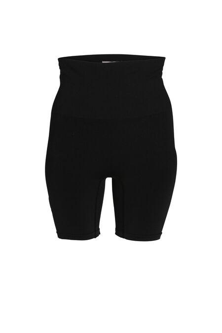 Lange, vormgevend broek - Zwart