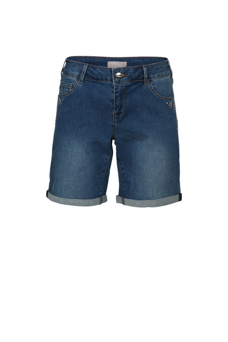 Short en jeans - Denim