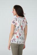 Bedrukte bloes, Multicolor