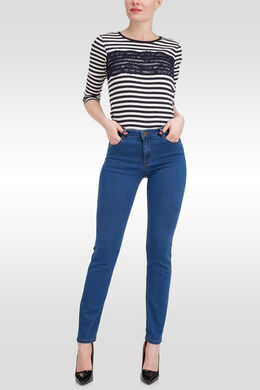 Jeans slim stretch, Denim