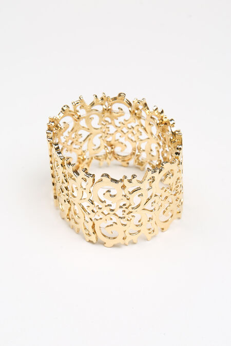 Bracelet arabesque - Or
