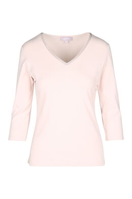 Effen T-shirt, Blush
