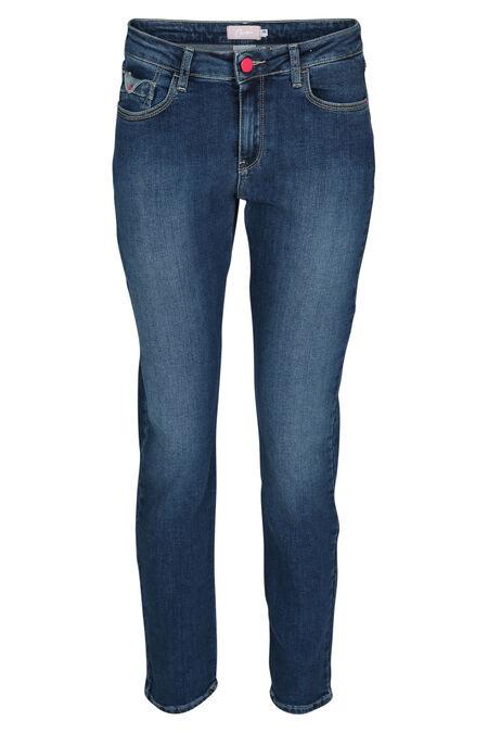 Broek in jeans - Denim