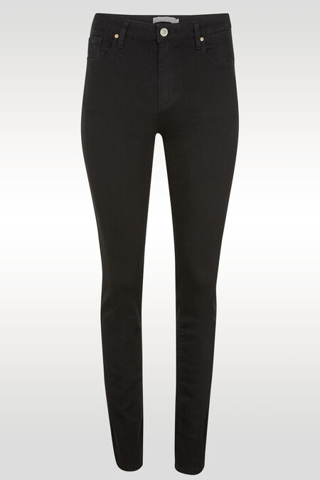Jeans slim stretch - Noir