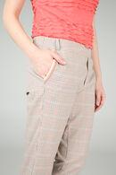 Pantalon à carreaux, Kaki