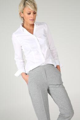 Klassiek hemd, Wit