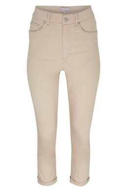 Push-up kuitbroek, Beige