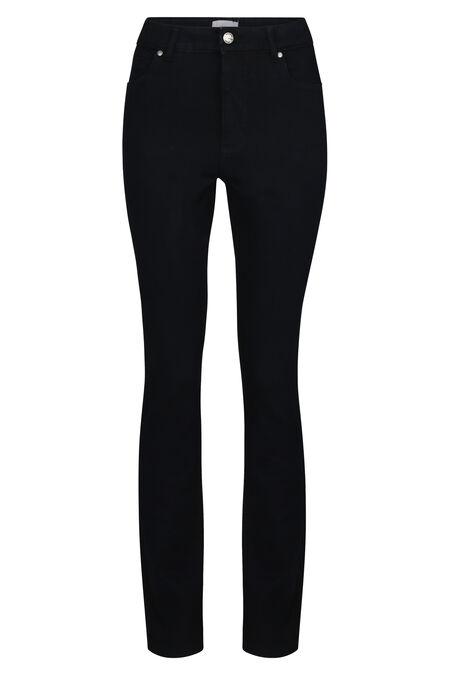 Jeans push up extra long - Dark denim