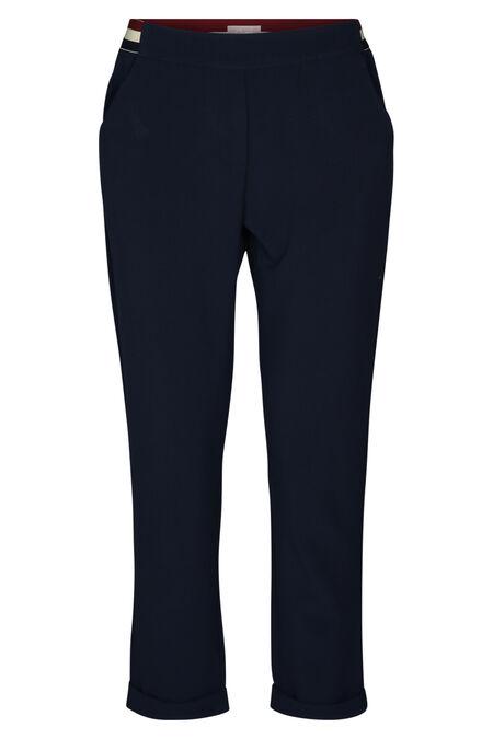 Pantalon de ville - Marine
