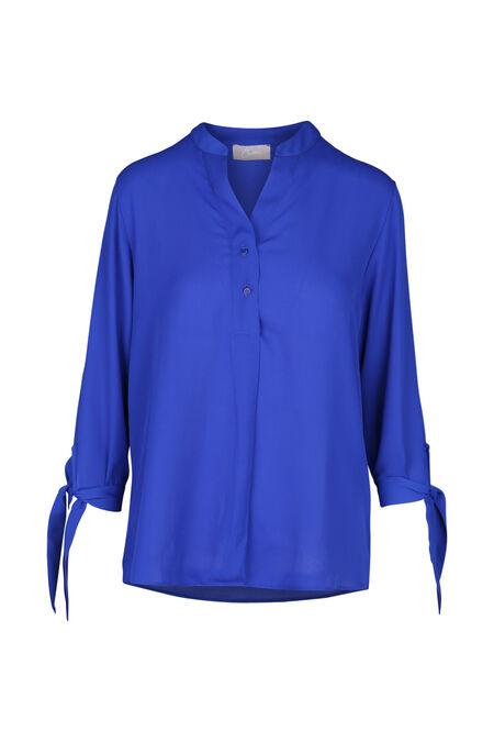 Effen bloes - Koningsblauw