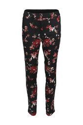 Cassis- Pantalon imprimé fleurs