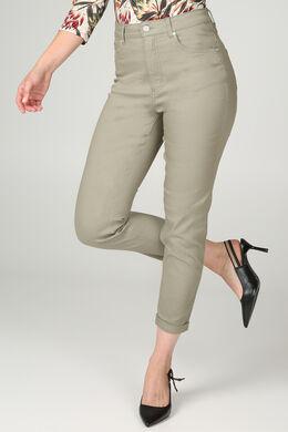 Pantalon extralong, flare, taille haute - Cassis 1d990deb63c0
