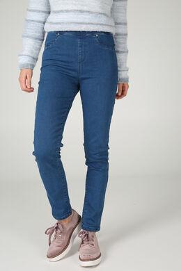 Jegging en jeans, Denim