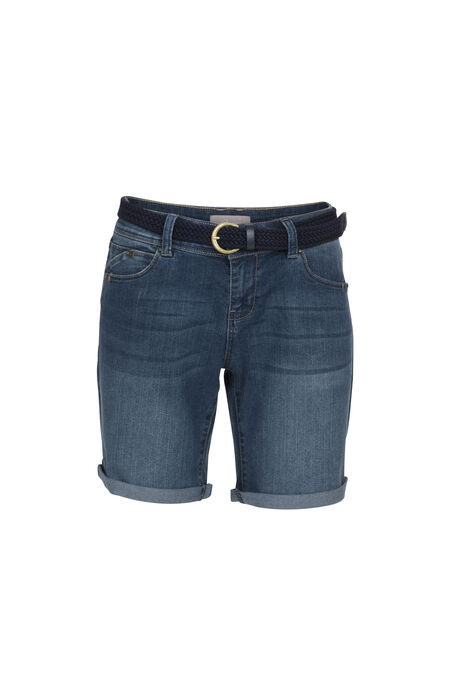 Jeansshort - Denim