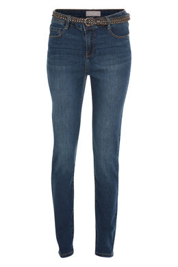 Jeans slim, Denim