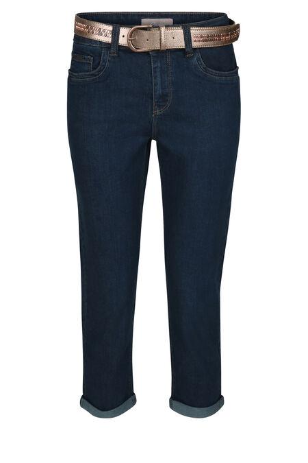 Kuitbroek in jeans - Denim