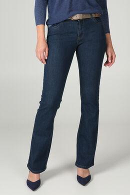 Bootcut jeans, Denim