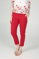 Katoenen broek, Rood