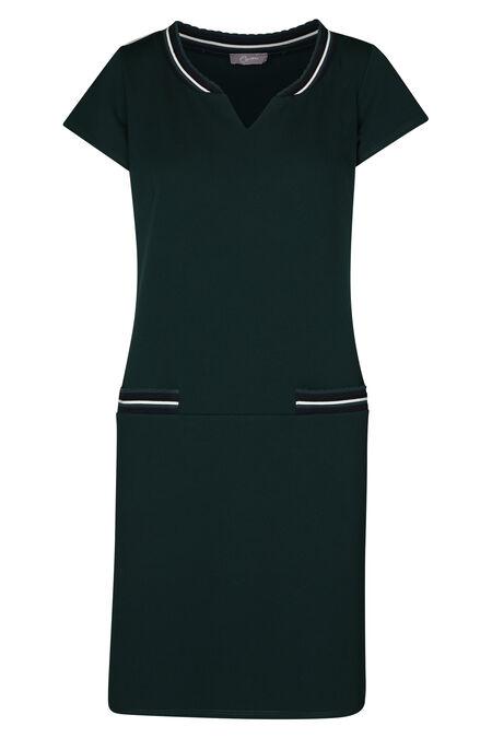 Robe sportswear - Vert bouteille