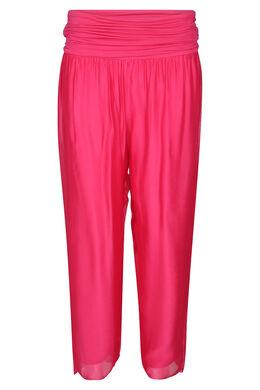Pantalon large, Corail