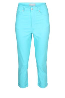 Push-up kuitbroek, Turquoise