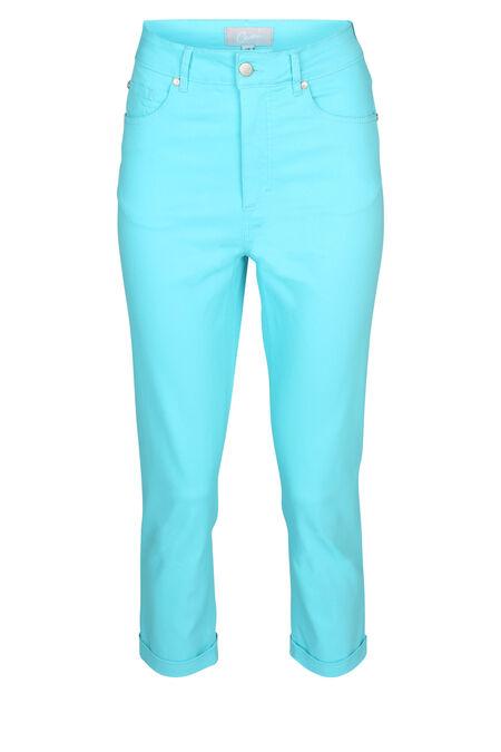 Push-up kuitbroek - Turquoise