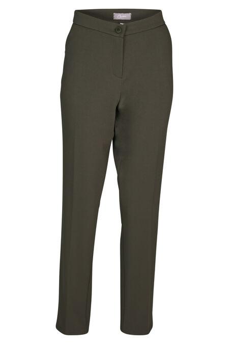 Pantalon de ville - Kaki