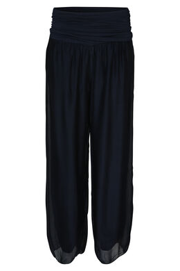 Brede broek, Marineblauw