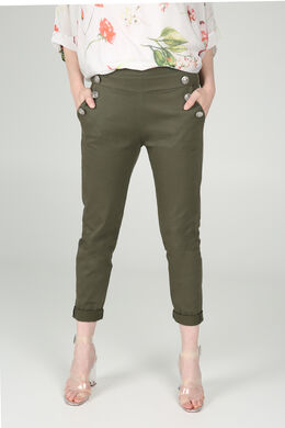 Pantalon officier, Kaki