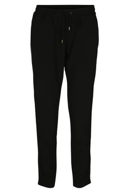 Pantalon city fluide, Noir
