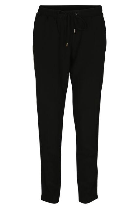 Pantalon city fluide - Noir
