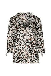 Tunique imprimé léopard