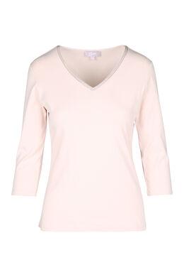 Effen T-shirt, Blush