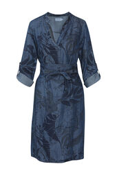Cassis - Robe en tencel