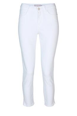 Klassiek witte broek, Wit