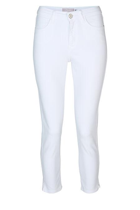 Klassiek witte broek - Wit
