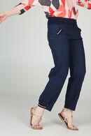 Pantalon en relief, Marine