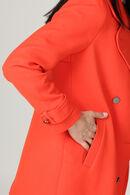 Jekker met dubbele knopenrij, Oranje